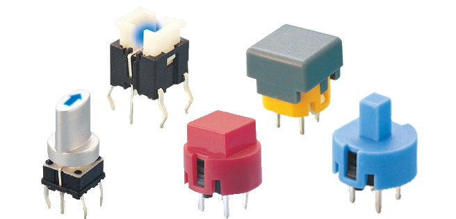 ILLUMINATED TACT SWITCHES SERIES