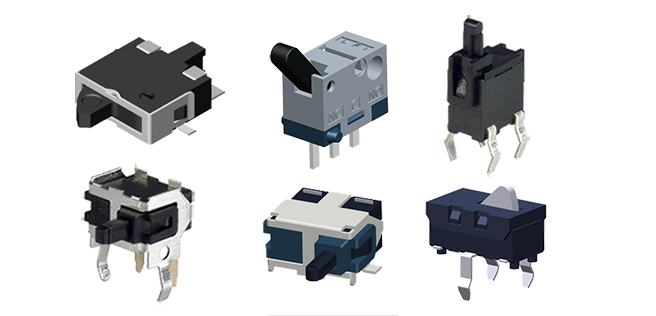 DETECTOR SWITCHES SERIES