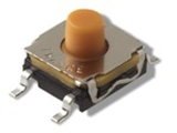 KSC Series Sealed Tact Switch for SMT