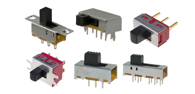 SLIDE SWITCHES SERIES